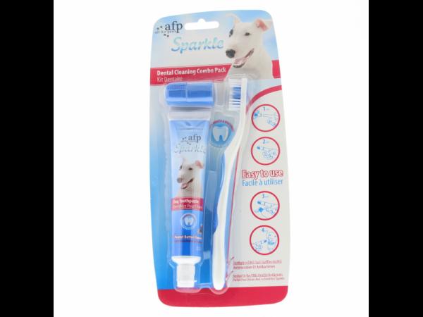 AFP Sparkle Combo Pack (Brush, Finger Brush)