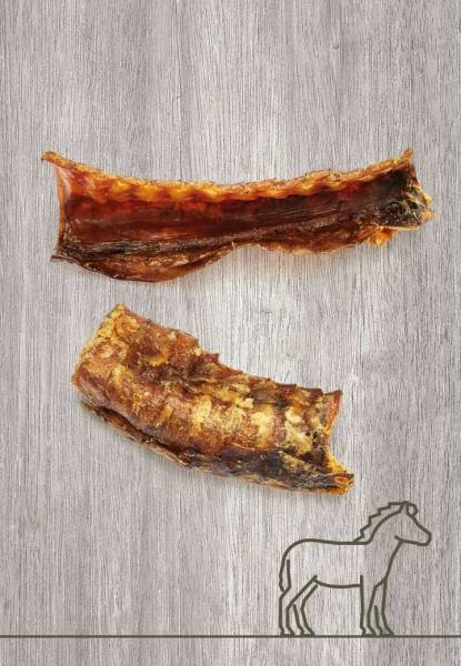 Vet-concept Gedroogde Luchtpijp Paard Snack Hond 100 gram