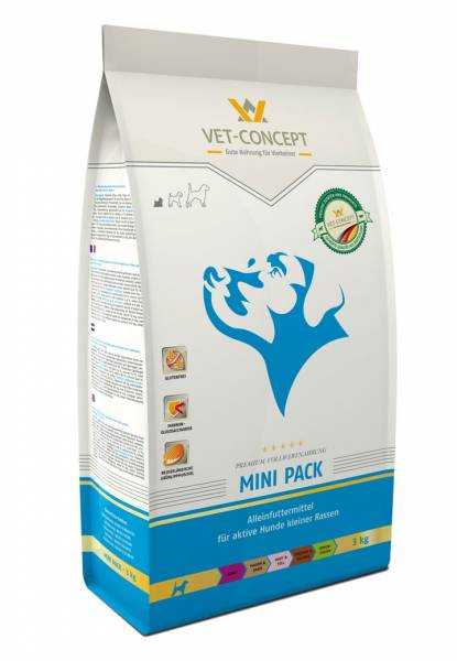 Vet-Concept Mini Pack Hond