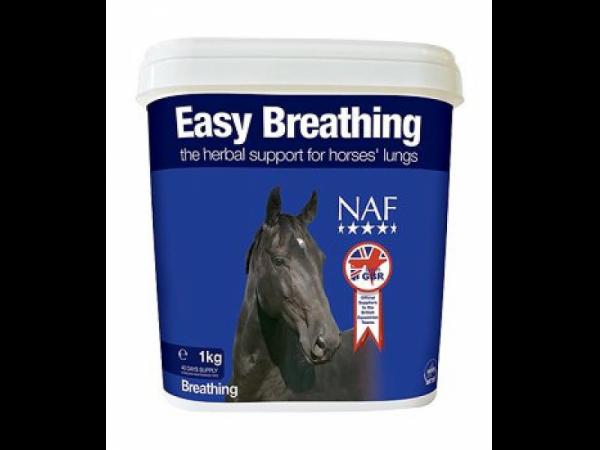 NAF Easy Breathing Gedroogd