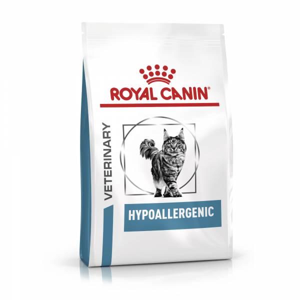 Royal Canin Hypoallergenic - Dieetvoeding volwassen katten met allergie bepaalde voedingsstoffen