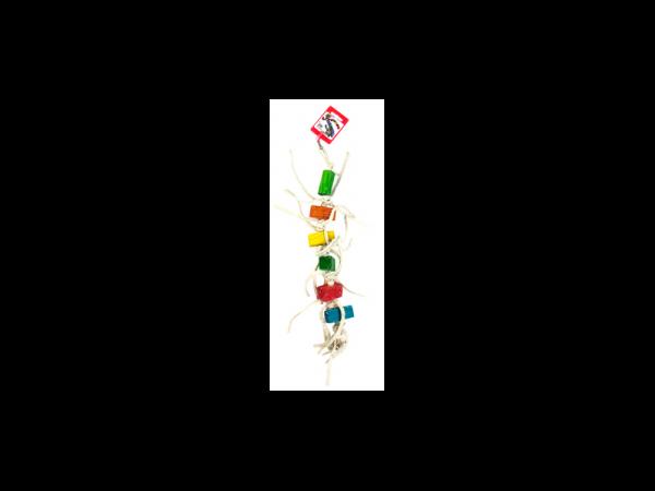 Birdeeez Millipede Parrot Toy 420 mm