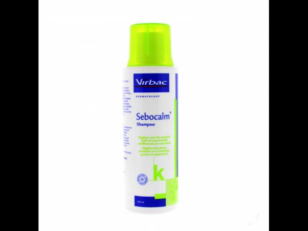 Sebocalm shampoo 250 ml