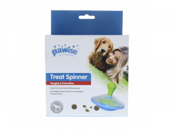 Treat Spinner Dispensing Toy