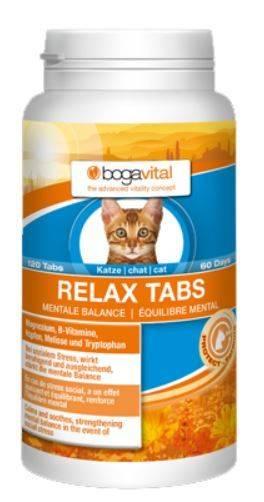 Bogavital Relax Tabs - 120 tabletten
