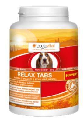 Bogavital Relax Tabs Hond - 120 tabletten