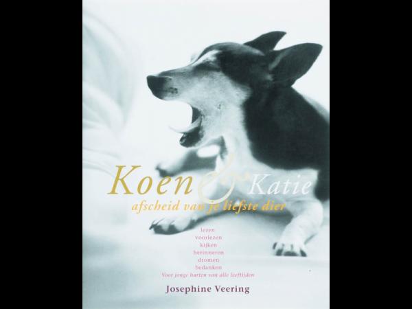 Koen en Katie - Boekje over afscheid van je liefste dier