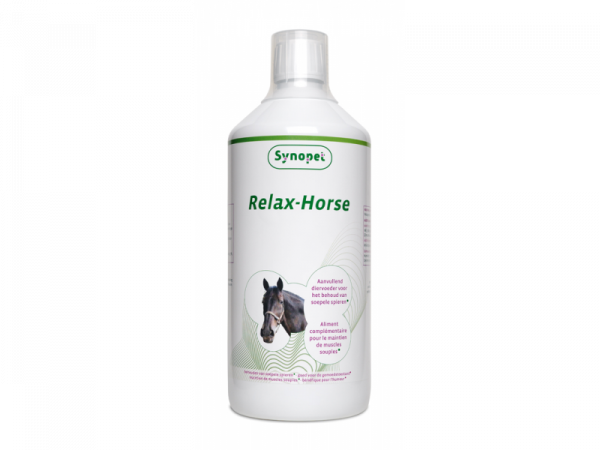 Synopet Paard Relax Horse Kalmering 1000 ml