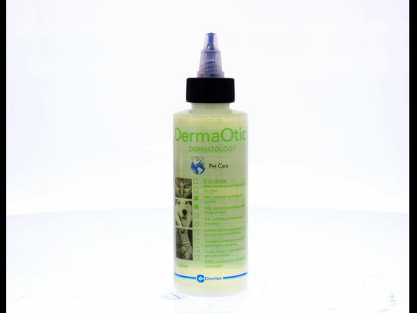 DermaOtic Oorreiniger 125 ml