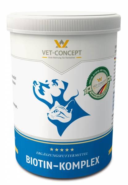 Vet-concept Biotine Complex Hond Kat 160 gram