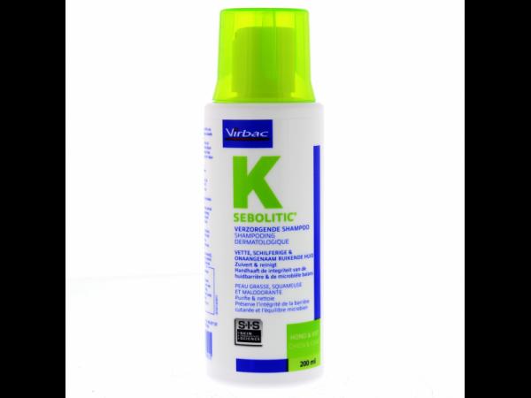 Sebolitic SIS Shampoo Hond Kat 200 ml