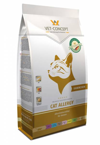 Vet-Concept Cat Allergy