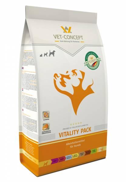 Vet-concept Vitality pack Hond 10 kg