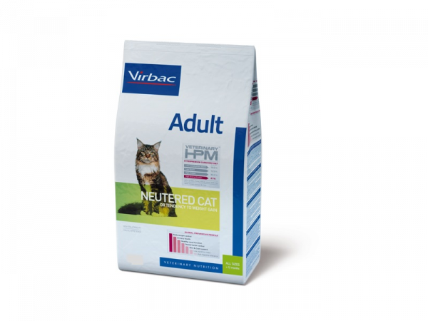 HPM Veterinary Adult Neutered Cat