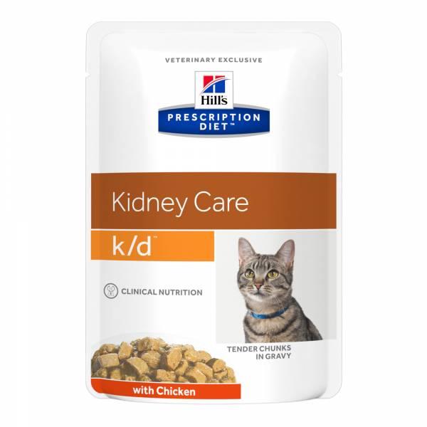 Hill's KD Kidney Care Feline