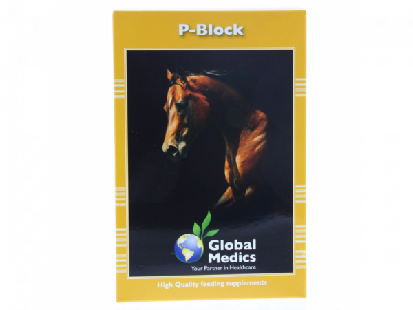 P Block Global Medics 10 x 30 gram