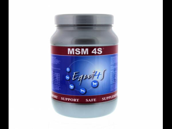 Equi MSM 4S Spieren Paard 0.9 kg