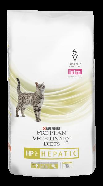 Purina Pro Plan Veterinary Diets Feline HP Hepatic Kattenvoer 1.5 kg
