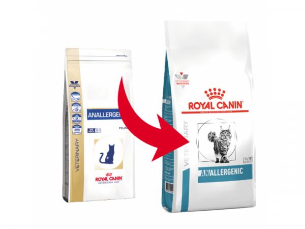 Royal Canin Anallergenic Kat