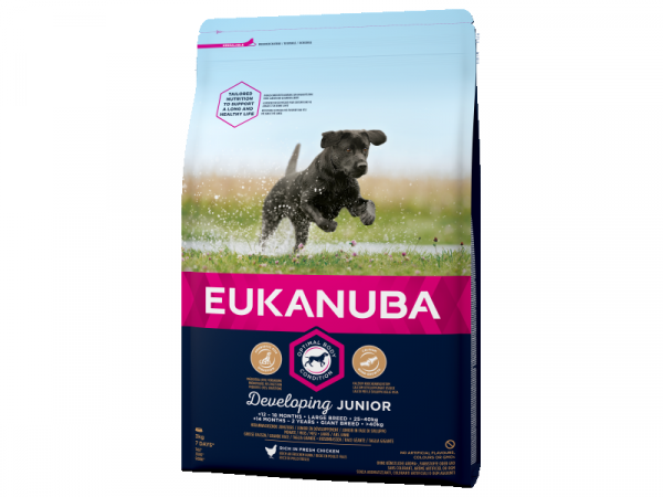 Eukanuba Developing Junior Large Breed