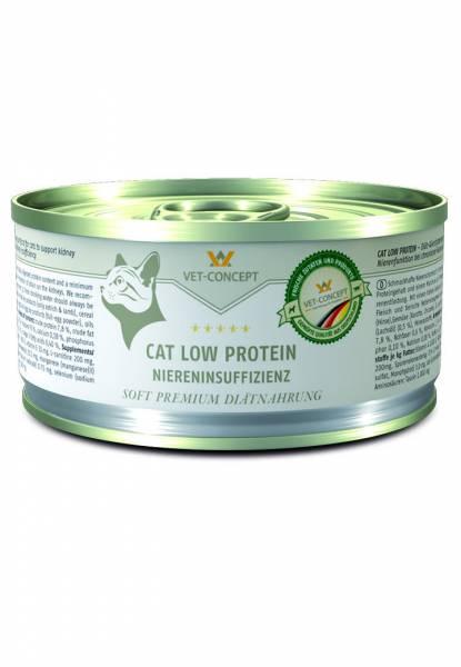 Vet-Concept Kattenmenu Low Protein