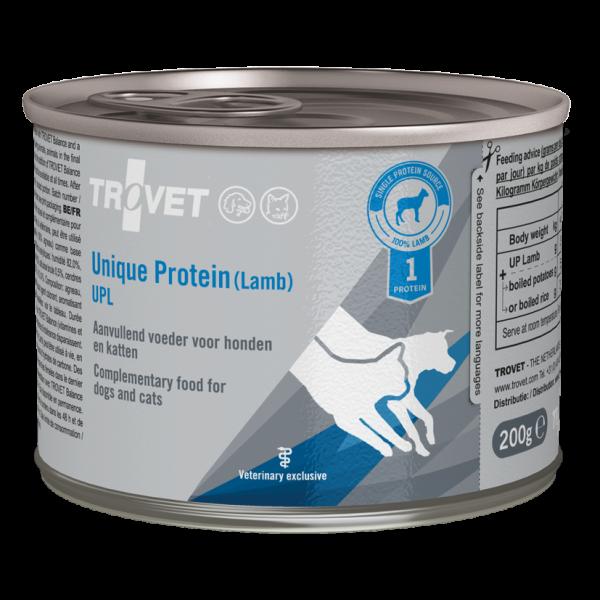 Trovet UPL Unique Protein Lamb