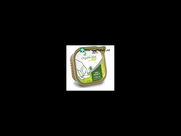 Specific Biologisch C-BIO-W Organic Hond 4 x 5 x 300 gram