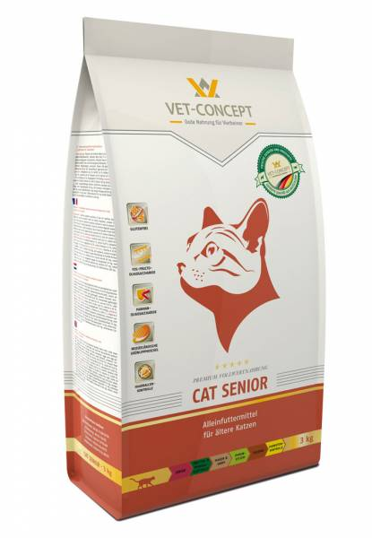 Vet-Concept Cat Senior