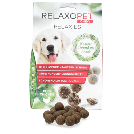 Relaxopet Chew Relaxies Ontspanning Snack Hond 200 gram