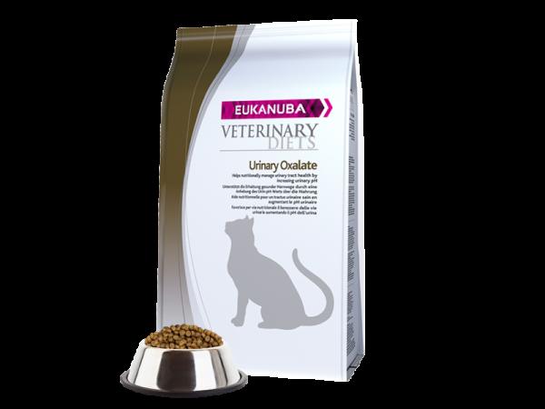 Eukanuba Urinary Oxalate Cat Brok 4 x 1.5 kg