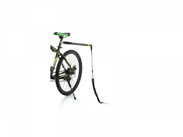 Hands Free Doggy Bike Exerciser Leash Fietshulp Hond