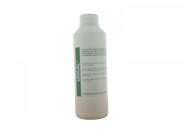 Urical Urineverzuurder 250 ml