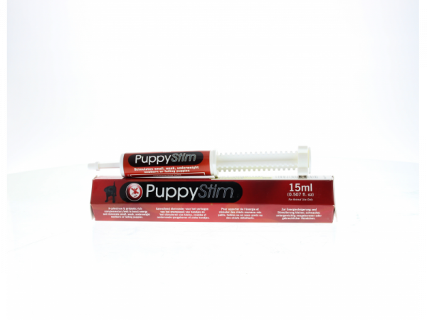 PuppyStim Orale Spuit 15 ml