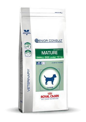 Royal Canin Senior Consult Mature <10 kg - Hondenvoer voor uw kleine, oudere hond vanaf 8 jaar