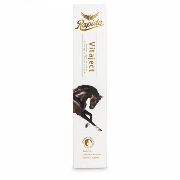 Rappo Vitaject Rapide Vitaminestoot Paard 30 ml