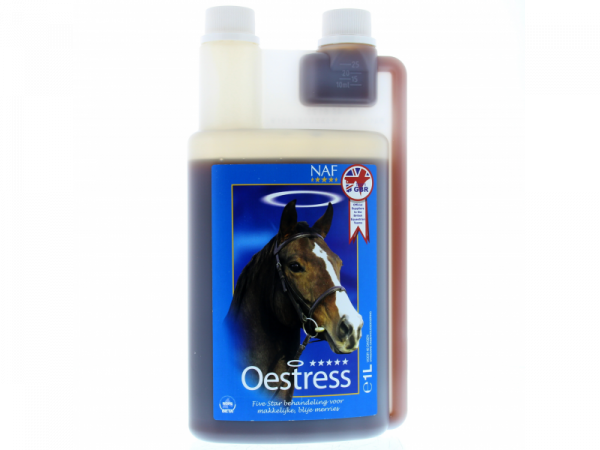 NAF Oestress Liquid Paard