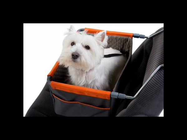 Autostoel Hond K9 Lift Pet Booster Petego
