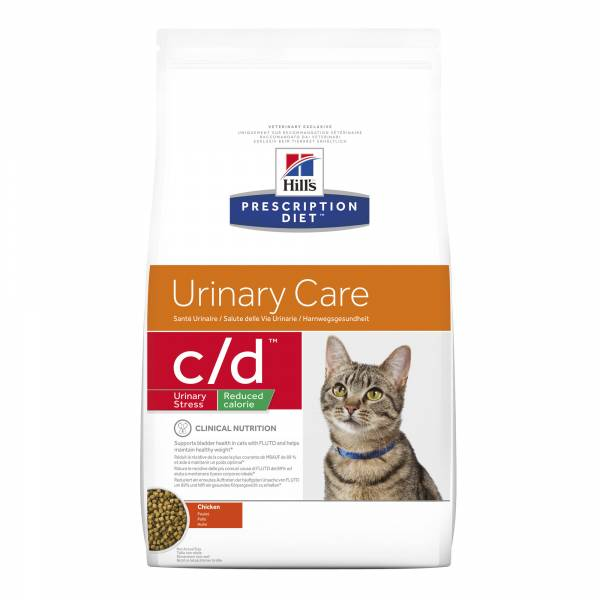 Hill's CD Feline Urinary Stress Reduced Calorie