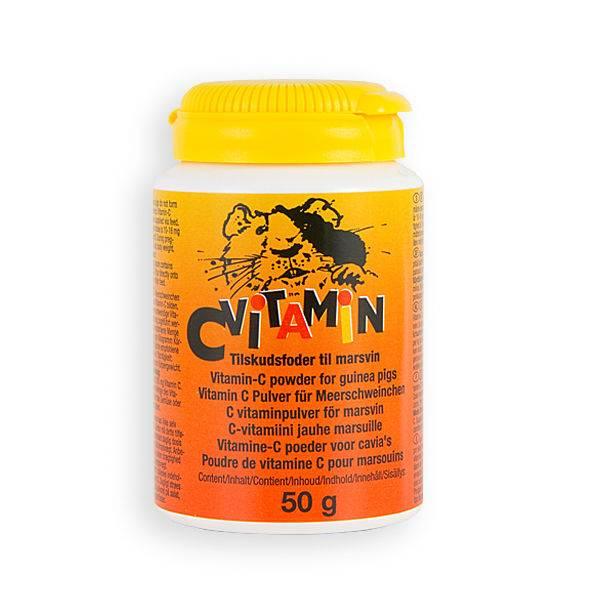 Diafarm Vitamine C Cavia 50 gram