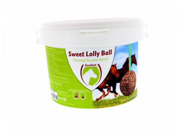 Sweet Lolly Ball Beloning Paard en Pony
