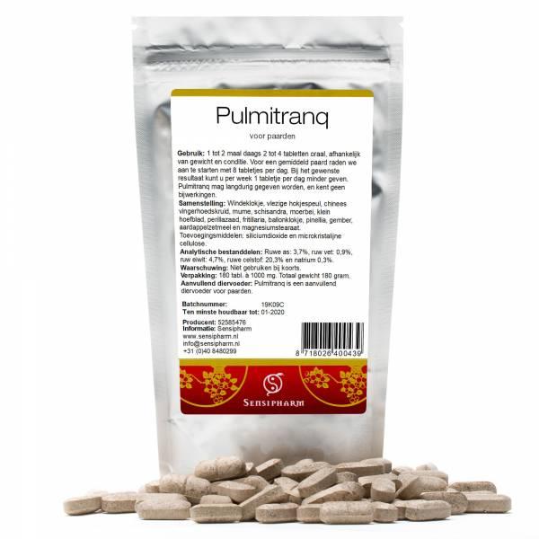 Sensipharm Pulmitranq Paard 180 tabletten