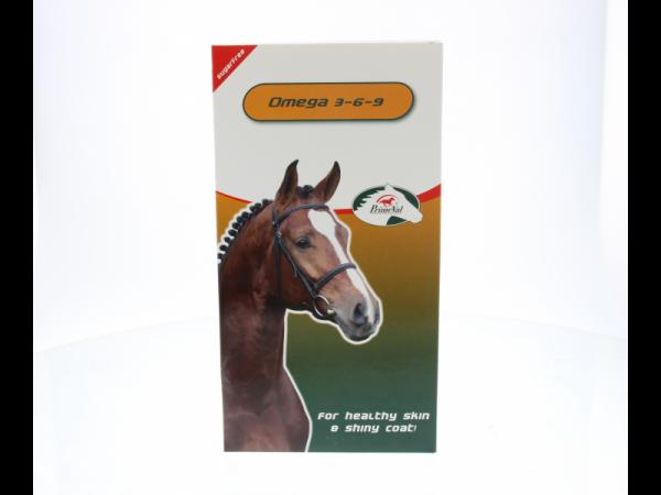 PrimeVal Omega 3-6-9 Paard 1 liter