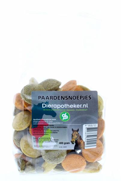 Dierapotheker.nl Paardensnoepjes
