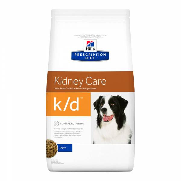 Hill's KD Kidney Care Canine